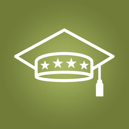 Higher Education for Veterans
